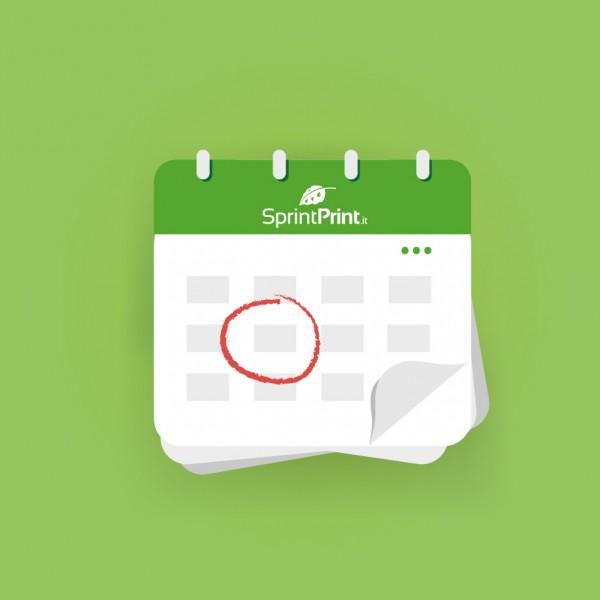 Calendari Personalizzati più pagine