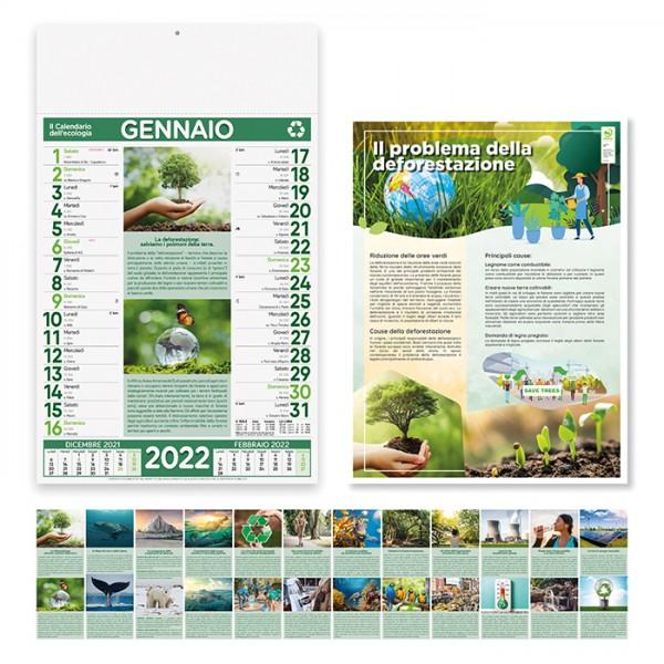 Calendario Ecologia