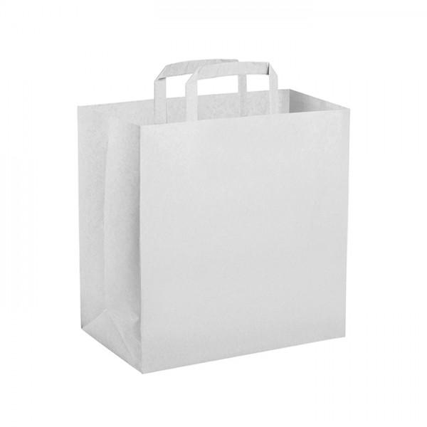 White Take Away Cm.32 x 33